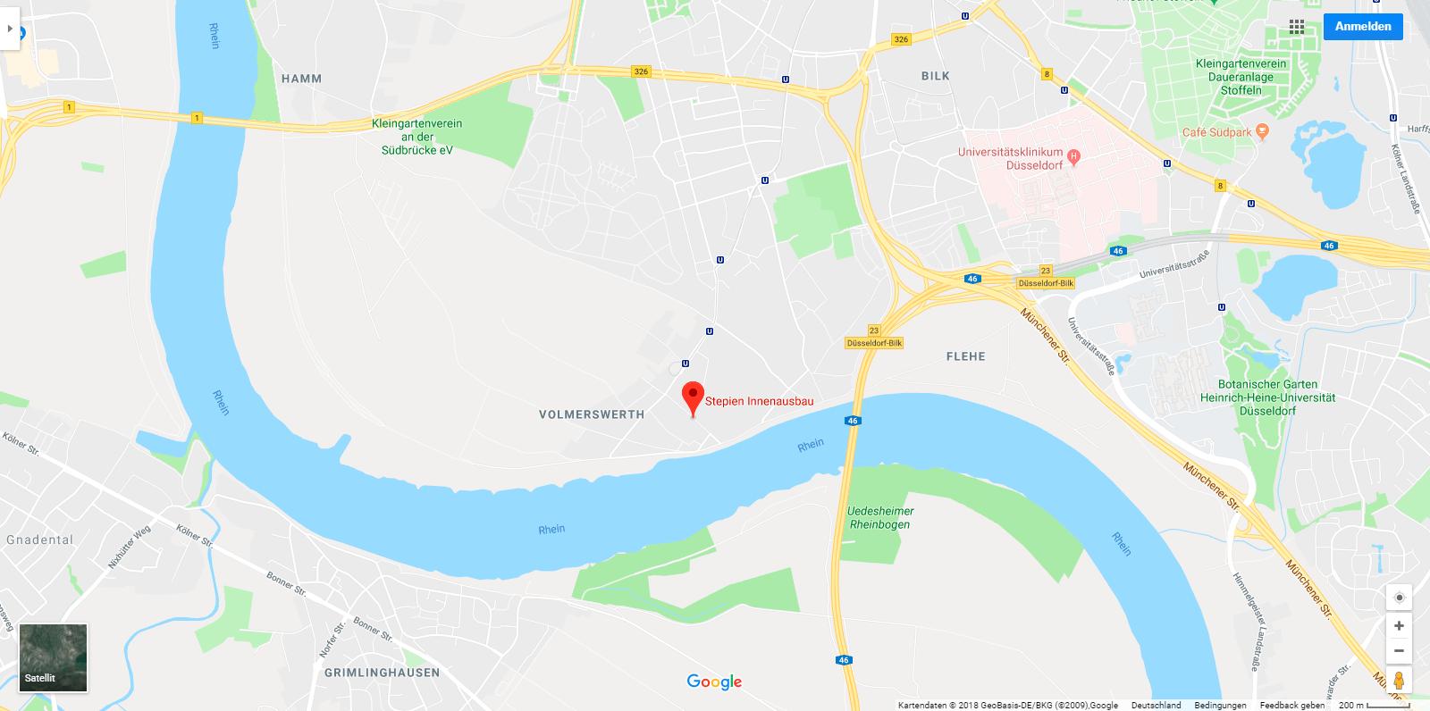 Stepien Innenausbau - Google Maps